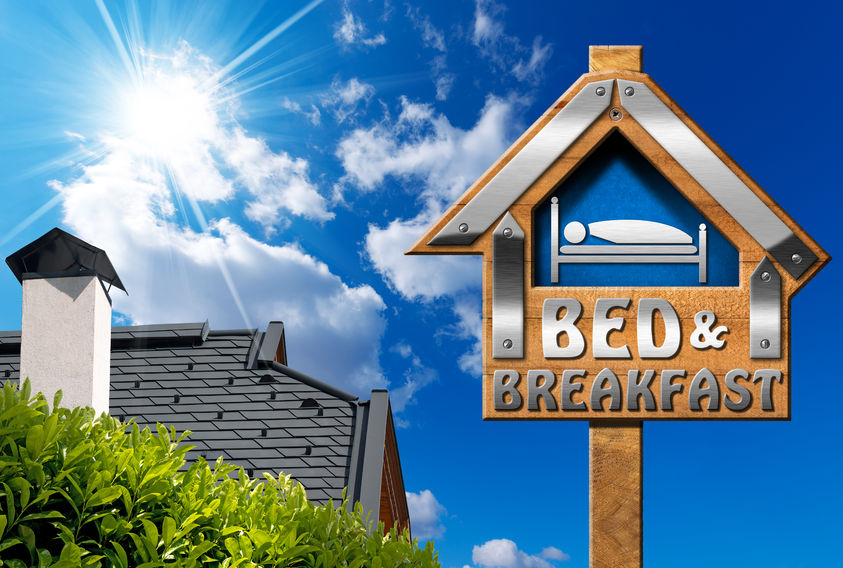 Baton Rouge, LA. Bed & Breakfast Insurance